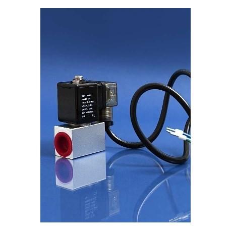 """kulový ventil MP 163, G 1/2"""", 230V AC, - nerez"""
